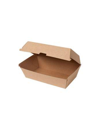 Caja de cartón kraft biodegradable, 21,4 x 11,4 x 8,5 cm Las cajas de Bionatic Spain son 100% ecológicas, biodegradables, sostenibles y desechables. Biopacksystems es ahora Bionatic Spain, especialistas en envases ecológicos para alimentación desde 2010. La primera tienda online de envases ecológicos, biodegradables y compostables de calidad. Bionatic Spain ofrece una gama de productos ecológicos y 100% biodegradables a empresas de catering, restaurantes, truck food. Los envases de Bionatic Spain, son perfectos para take away, para llevar la comida que sobra en el restaurante y para comida para llevar en general. Los productos de biopacksystems y Bionatic Spain, son de calidad garantizada y con todos los certificados que exige la comunidad europea.