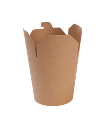 Caja asiática de cartón biodegradable, 800 ml Las cajas asiáticas de Bionatic Spain son 100% ecológicas, biodegradables, sostenibles y desechables. Biopacksystems es ahora Bionatic Spain, especialistas en envases ecológicos para alimentación desde 2010. La primera tienda online de envases ecológicos, biodegradables y compostables de calidad. Bionatic Spain ofrece una gama de productos ecológicos y 100% biodegradables a empresas de catering, restaurantes, truck food. Los envases de Bionatic Spain, son perfectos para take away, para llevar la comida que sobra en el restaurante y para comida para llevar en general. Los productos de biopacksystems y Bionatic Spain, son de calidad garantizada y con todos los certificados que exige la comunidad europea.