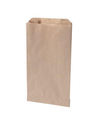 Bolsa eco de papel natural, plana, 10 x 5 x 18 cm Las bolsas de Biopacksystems son completamente ecológicas, biodegradables y sostenibles. Biopacksystems es ahora Bionatic Spain, especialistas en envases ecológicos para alimentación desde 2010. La primera tienda online de envases ecológicos, biodegradables y compostables de calidad. Bionatic Spain ofrece una gama de productos ecológicos y 100% biodegradables a empresas de catering, restaurantes, truck food. Los envases de Bionatic Spain, son perfectos para take away, para llevar la comida que sobra en el restaurante y para comida para llevar en general. Los productos de biopacksystems y Bionatic Spain, son de calidad garantizada y con todos los certificados que exige la comunidad europea.