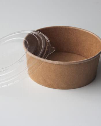 Recipiente de cartón bio, redondo, 750ml, Ø150mm Biopacksystems es ahora Bionatic Spain, especialistas en envases ecológicos para alimentación desde 2010. La primera tienda online de envases ecológicos, biodegradables y compostables de calidad. Bionatic Spain ofrece una gama de productos ecológicos y 100% biodegradables a empresas de catering, restaurantes, truck food. Los envases de Bionatic Spain, son perfectos para take away, para llevar la comida que sobra en el restaurante y para comida para llevar en general. Los productos de biopacksystems y Bionatic Spain, son de calidad garantizada y con todos los certificados que exige la comunidad europea.