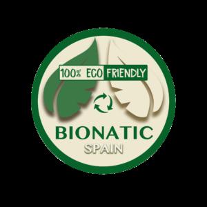 Bionatic Spain, la primera tienda online de envases 100% compostables, biodegradables y ecológicos, botón para volver a Materias primas para envases 100% ecológicos, para alimentos