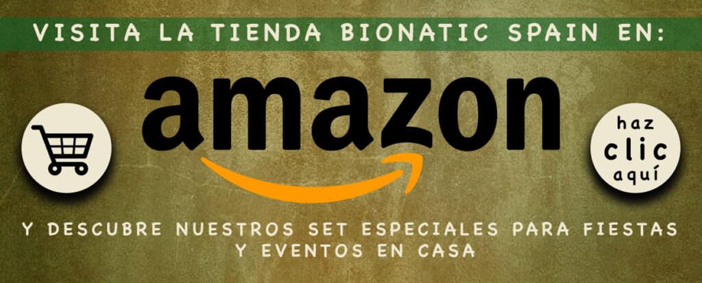 Visita la tienda de Bionatic Spain en Amazon. Envases, platos, vasos y cubiertos, servilletas y bandejas, bols y cuencos todo 100% ecológico y Biodebradagles para fiestas, cumpleaños y eventos en casas particulares